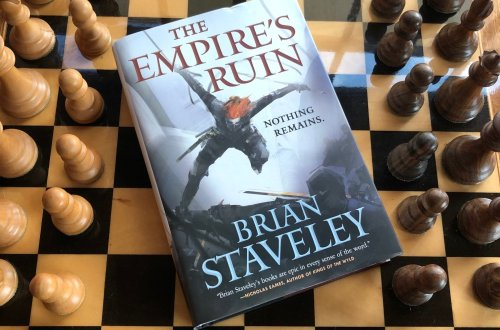 The Empire's Ruin is Available NOW!