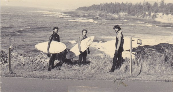 Booth Hixon tissot Oregon Coast 1986