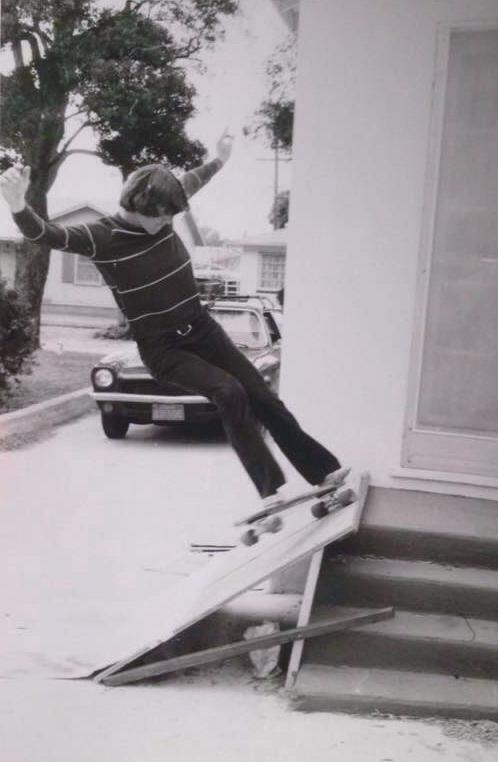 BT skating 1975
