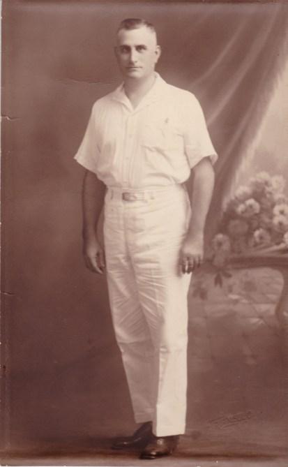Carl E. Rice, 1927; age 50