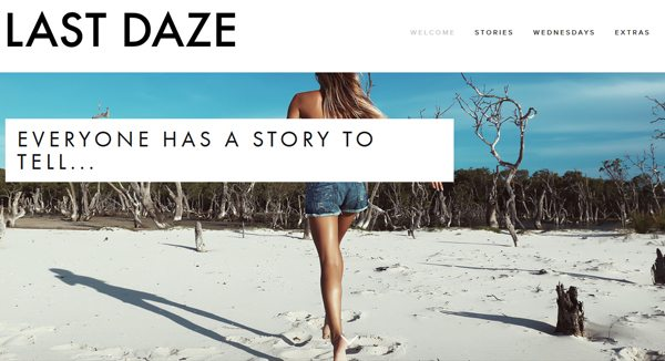 Last Daze - Magazines that Accept Submissions