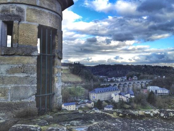 Castemates, Luxembourg City