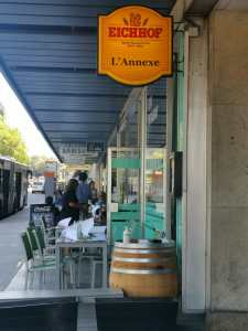 L'Annexe Restaurant and Cafe
