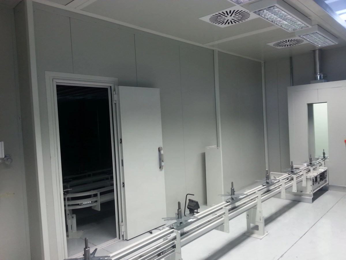 Impianti di verniciatura-varnishtech lpl2