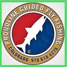Proudline's old logo design
