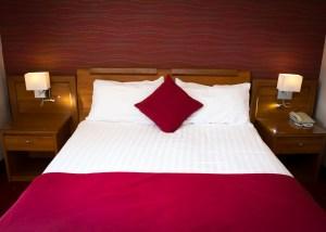 Executive comfort bedroom