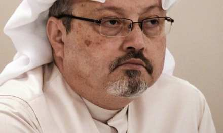 Saudi Arabia: Jamal Khashoggi is murdered.