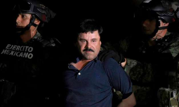 The United States: Mexican drug lord on trial