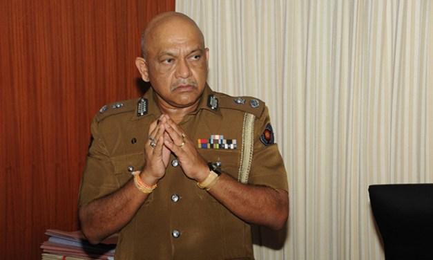 Sri Lanka: President ousts senior police officer for corruption
