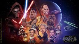 Fond d'écran The Force Awakens