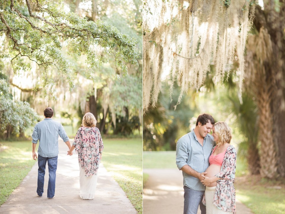 Tyler + Alexa | Maternity Photos | Maternity Poses | Jacksonville, FL Wedding + Couple Photographer