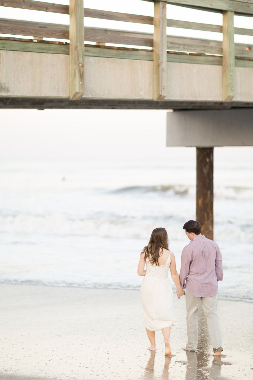 St. Augustine Engagement Photos   Clint + Christina   Bri Cibene Photography