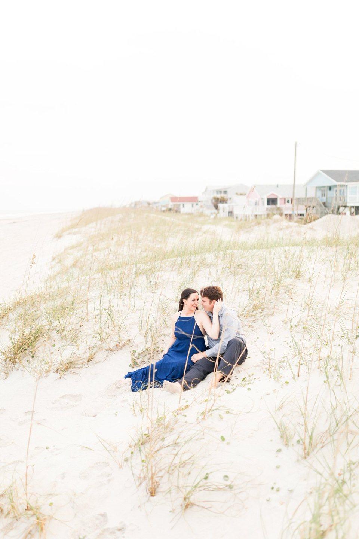 Fernandina Beach Engagement | Bri Cibene Photography | www.bricibene.com