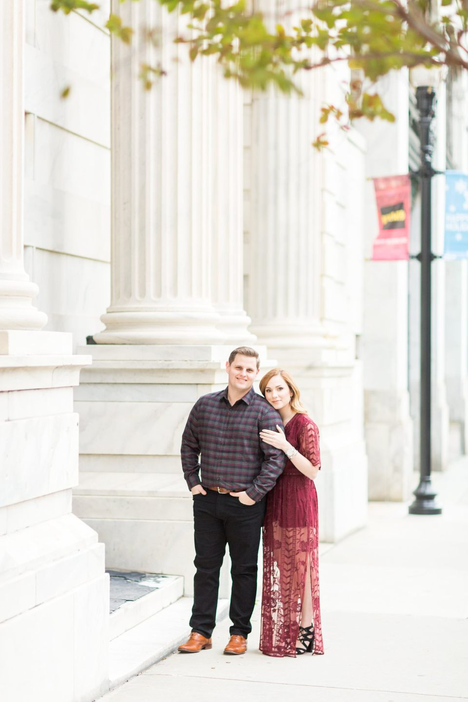 Downtown Jacksonville and Good Dough Engagement Session | Jacksonville, Florida Wedding Photographers | www.bricibene.com
