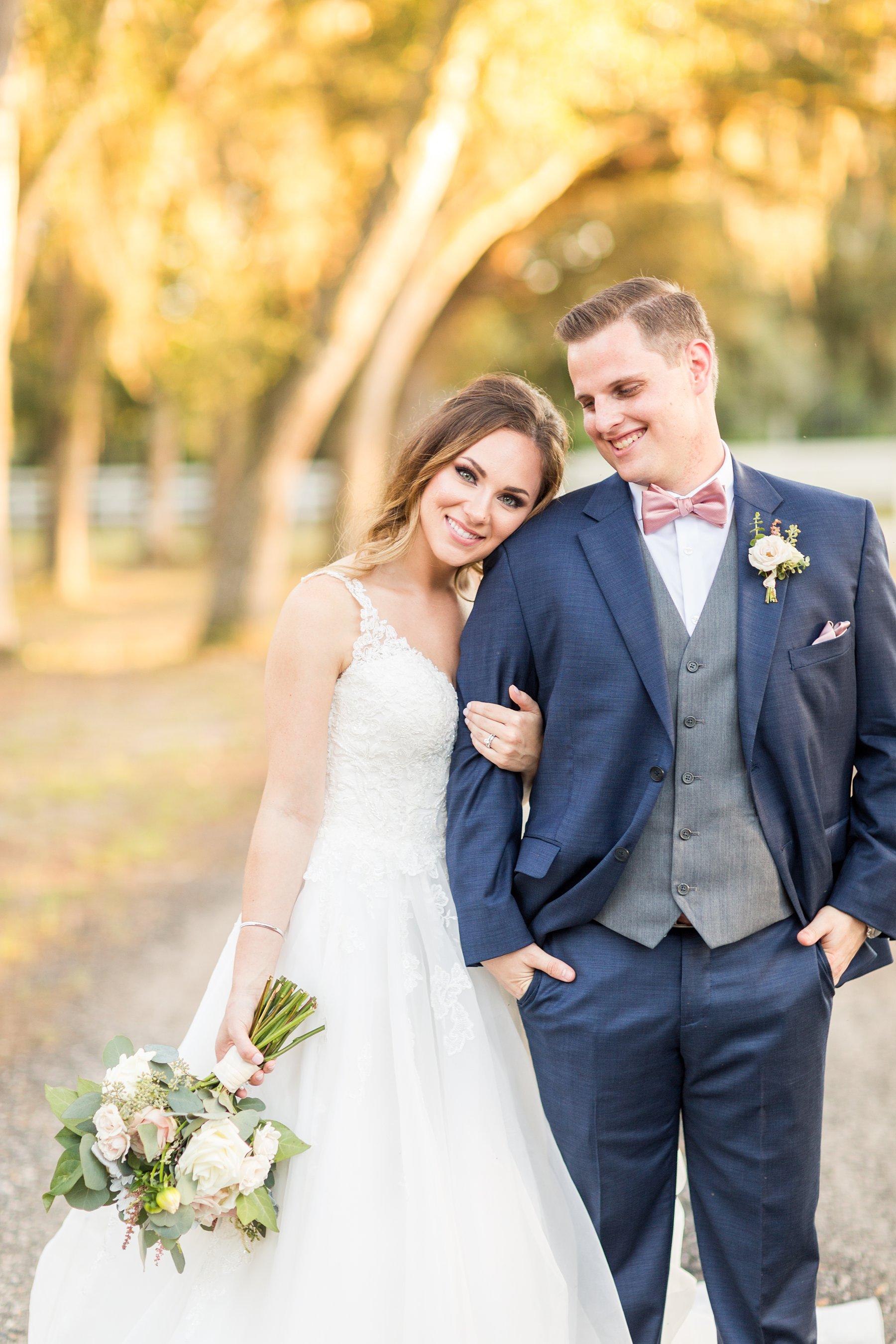Chandler Oaks Barn Wedding in St. Augustine - Bri Cibene ...