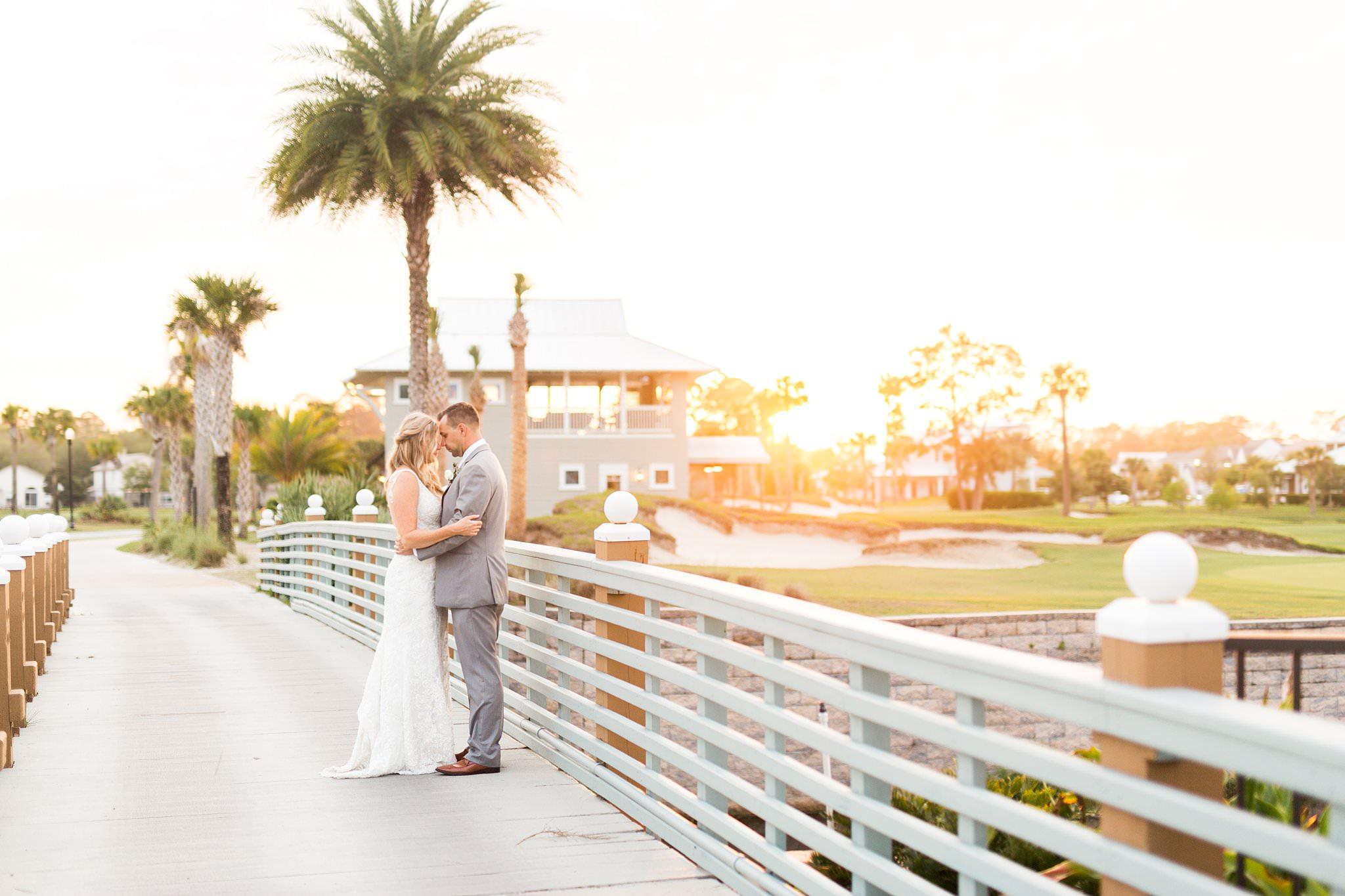 Coastal Atlantic Beach Country Club Wedding - Bri Cibene