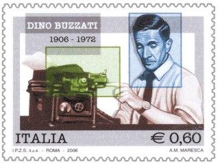 Dino_Buzzati_francobollo