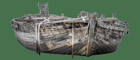 barca - vecchia - intemperie
