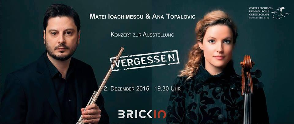 """""""Vergessen"""" - Ausstellung & Konzert"""