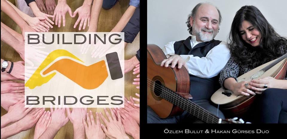 """Building Bridges"" mit Özlem Bulut & Hakan Gürses Duo"