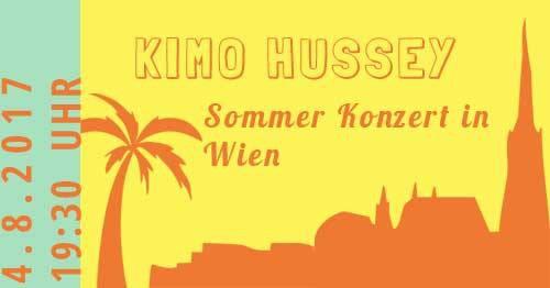"""Sommer. Sonne. Ukulele - Kimo Hussey Sommerkonzert"" - Vienna Ukulele Night"