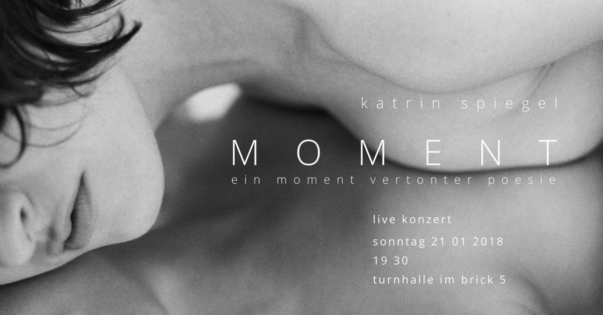 Katrin Spiegel & Band - 'Moment'