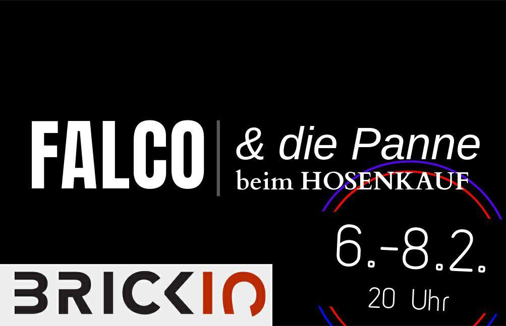 Falco und die Panne beim Hosenkauf (Theater)