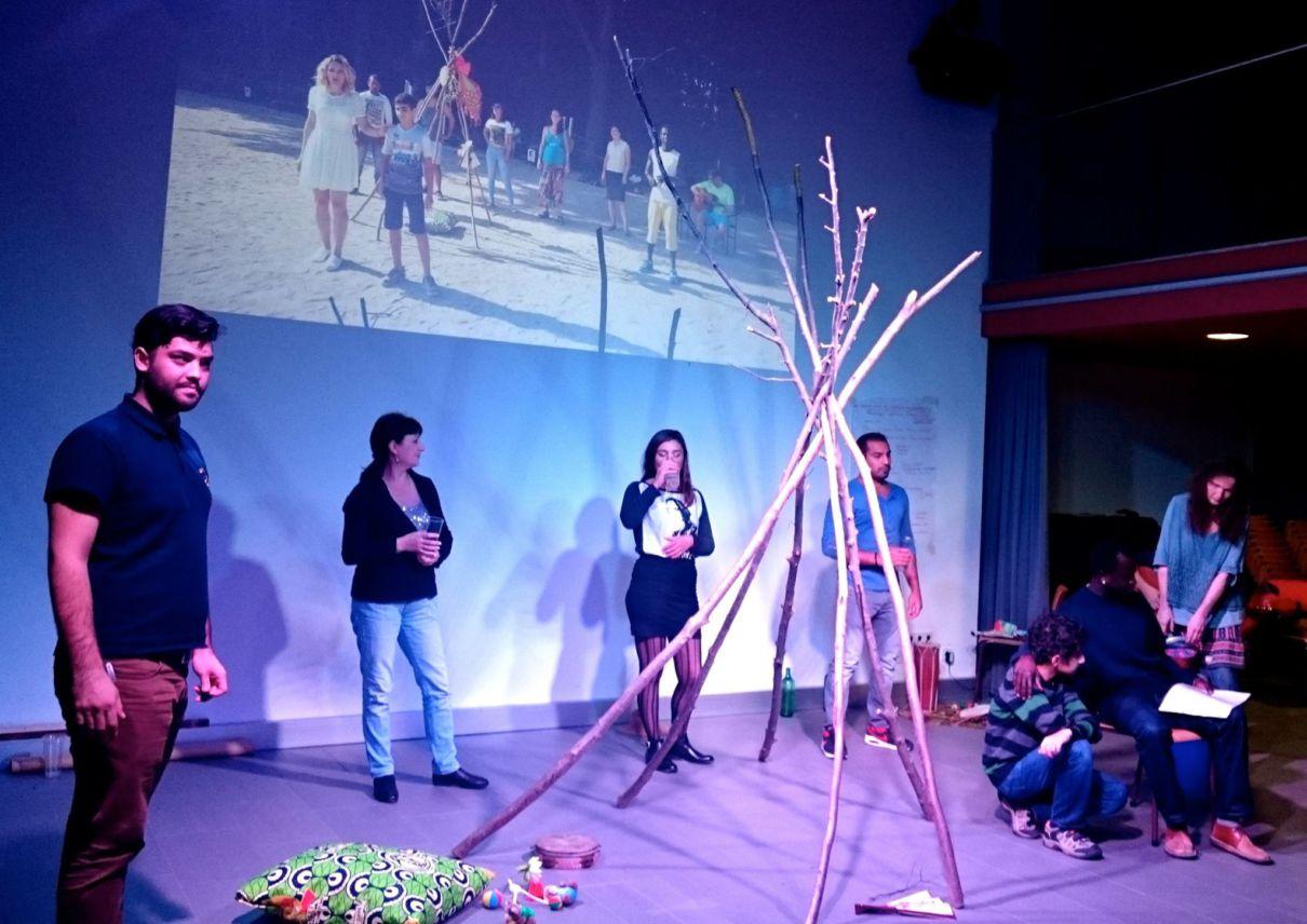 Infotreffen: Theaterprojekt mit Workshops im 15. Bezirk