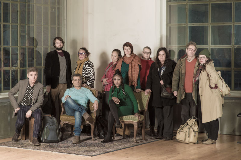 Theater/Community-Projekt nach Texten von Bertolt Brecht