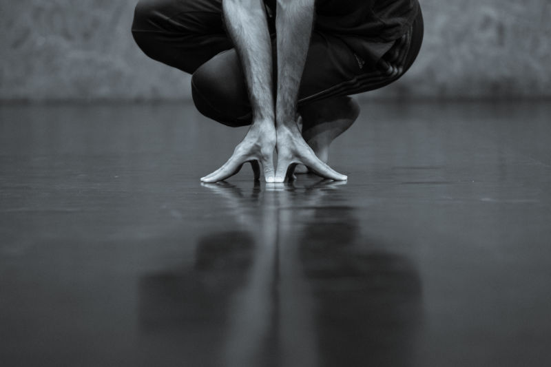 "Tanzperformance ""As It Is"" Tanz"