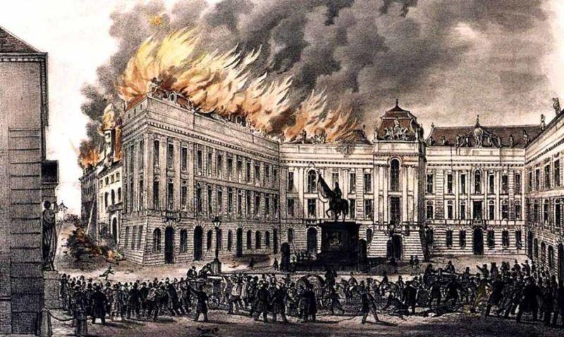"Lesung: ""Revolution in Wien"": Hagnot Elischka & Gerhard Naujoks"