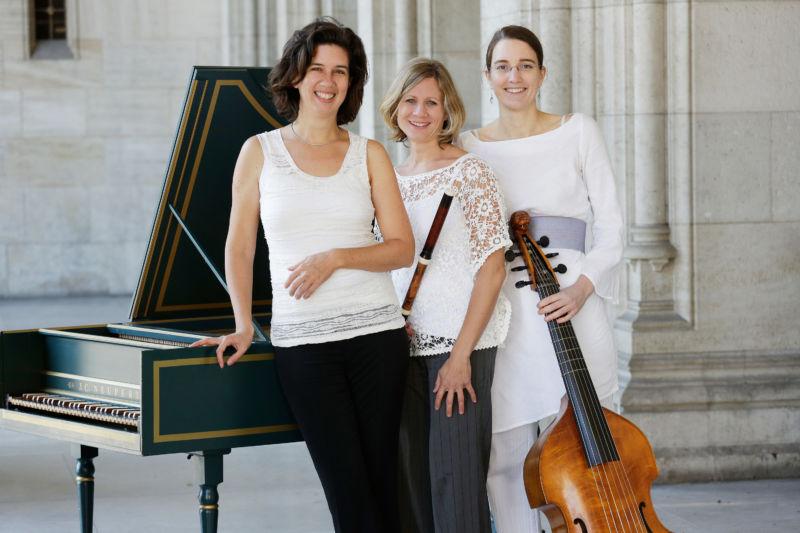 Zentrum für Musikvermittlung Wien 14 präsentiert Ensemble Fioretto