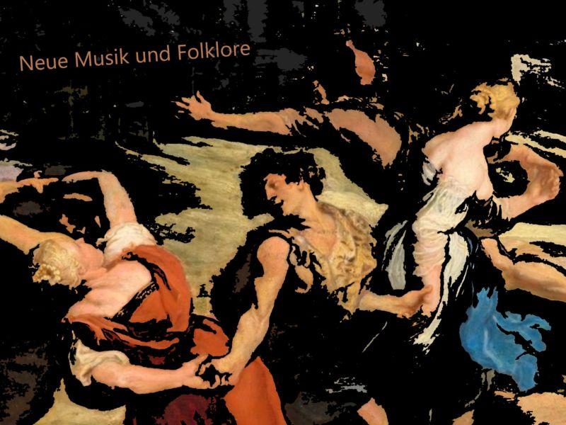 Neue Musik und Folklore