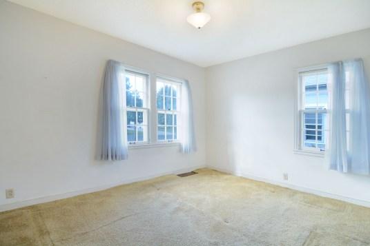 First main floor bedroom BEFORE