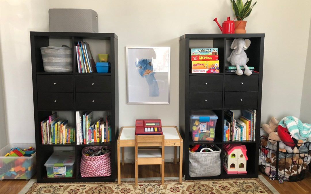 Spring Spruce Up: Toy Dump!