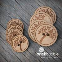 Tree of Life — button