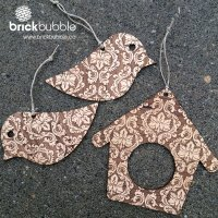 DeMask Love Bird set