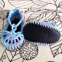 Black sole example. Photo and creation credit: Hook&Loop