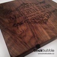 Solid Walnut – Cutting Board