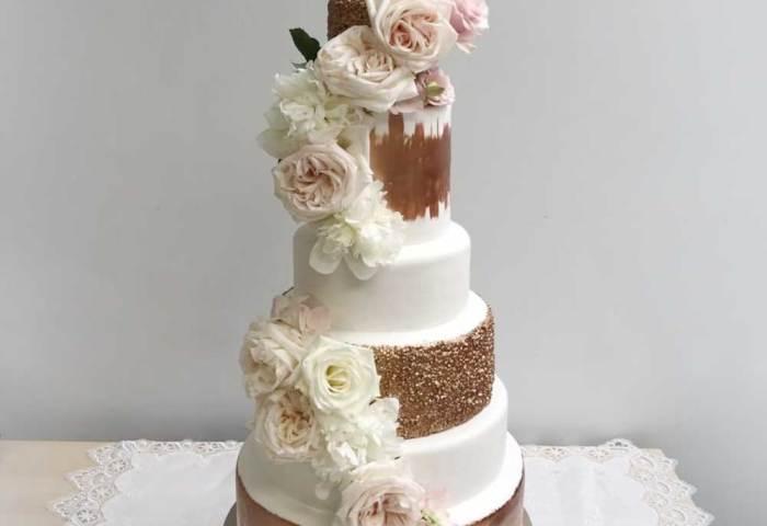 Custom Wedding Cake Topper Brickbubble