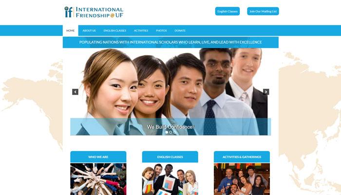 International Friendship - University of Florida