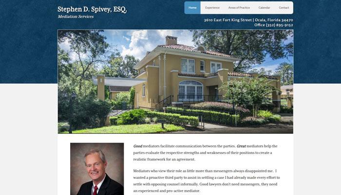 Stephen Spivey Mediation Services