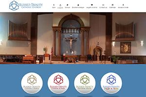Blessed Trinity Church
