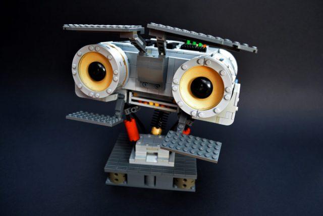 Lego Johnny 5