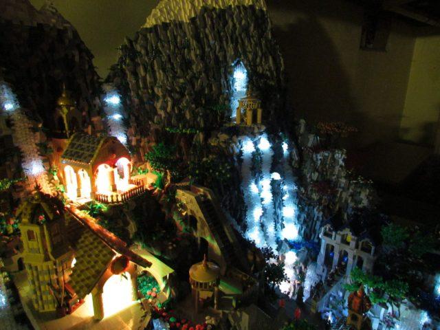 Lego Samurai Code Dark