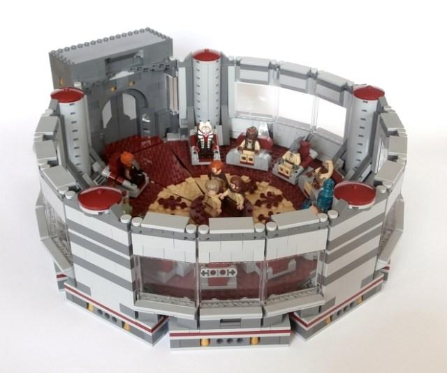 Jedi Council Chamber