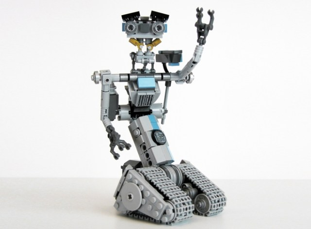 Lego Johnny Five