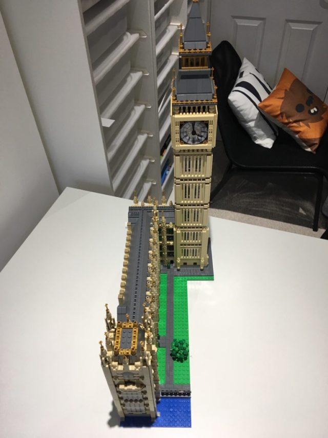 Lego Creator Big Ben 7