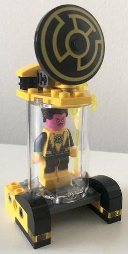 Lego Sinestro Chamber