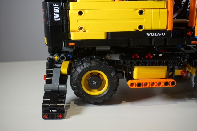 Lego Volvo EW160E Back Wheel